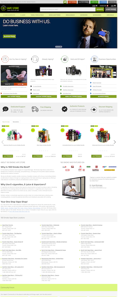 Magento Project cases - Wudi Technologies